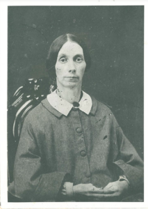 Mary Fletcher Kellogg Fairchild (from Oberlin College Archives)
