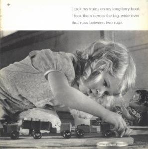 Nancy with trains