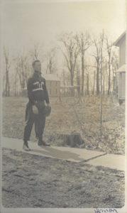Herman Nichols, approximately 1915.