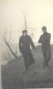 Ruth Alexander and Herman Nichols