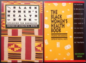 Black Women's Health Book covers